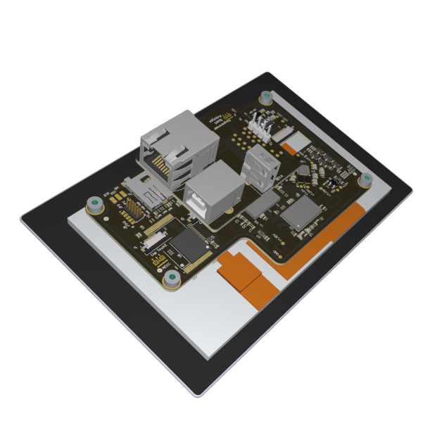 DevelBoard HMI